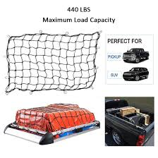 GROWNEER 4x6 Bungee Cargo Net Heavy Duty Truck Bed Net Stretches To ... Adjustable Truck Net Safety Products Cargo Nets For Commercial Fleets Utility Products Amazoncom Reese Secure 94200 55 X 78 Ultimate Tie Down Kit Youtube Bed With Elastic Included Winterialcom Gladiator Heavy Duty Truck Cargo Net Boss Net191140 The Home Depot Quarantine Exterior Mictuning 5x7 Duty Bungee Nets Stretches Accsories Ramps Tailgate Assists