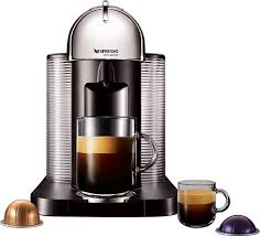 We Dont Recommend The First VerutoLine Over Newer Evoluo Or VertuoPlus For One Reason That Original Model Has A Design Flaw Produced Coffee