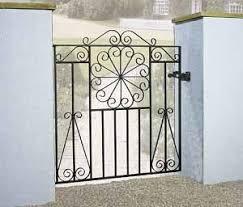 Edinburgh Metal Garden Gate Many Sizes For Sale Cheap Prices