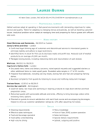 How To Write A Waitress CV Example & Templates Guide Restaurant Sver Resume Sample Luxury Waiter Cv Waitress How To Write Politan Inspirational Bottle Eezee Merce Linuxgazette The Best 2019 Food Service Resume Example Guide 32 Elegant Job Description Thelifeuncommonnet Bartender Template 9 Samples Hostess Expert Writing Tips Genius Pdf Examples Head Descriptio Cover Letter Functional Guide 12 Pdf Simple Rumes For Diagrams And Formats Corner