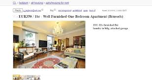 One Bedroom Apartments Craigslist by Stunning Simple Craigslist One Bedroom Apartments Craigslist One