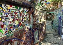 Uncovering the Art of Isaiah Zagar by Visiting the Magic Gardens