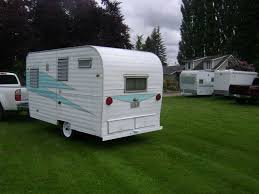 100 Vintage Travel Trailers For Sale Oregon Amys FOR SALE VINTAGE DALTON CANNED HAM TRAVEL TRAILER