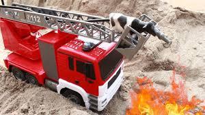 Fire Truck For Children   Kids Video   Kid Toy   Trucks For Children ...