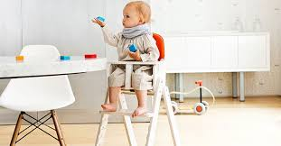 Svan Signet High Chair Cushion by Let Baby Dine In Style With Svan High Chairs