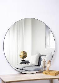 spiegel schwarz 110 cm ø 110 cm ø