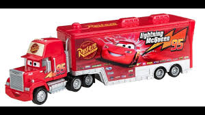 Mack Truck: Toy Mack Truck From Cars