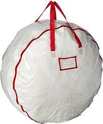 Upright Christmas Tree Storage Bag by Amazon Com Santa U0027s Bags Sb 10100 6 9 Foot Upright Tree Storage