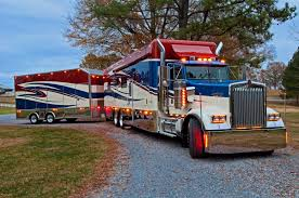100 Semi Truck Motorhome Welcome