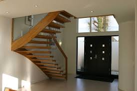 Interior Design: Magnificent Floating Stairs For Your Interior ... Height Outdoor Stair Railing Interior Luxury Design Feature Curve Wooden Tread Staircase Ideas Read This Before Designing A Spiral Cool And Best Stairs Modern Collection For Your Inspiration Glass Railing Nuraniorg Minimalist House Simple Home Dma Homes 87 Best Staircases Images On Pinterest Ladders Farm House Designs 129 Designstairmaster Contemporary Handrail Classic Look Plans