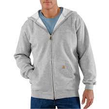 carhartt midweight zip front hooded sweatshirt qc supply