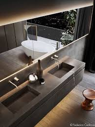 15 inspiring marble bathroom sink designs for your luxury