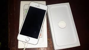 UK Used Iphone 5s Gold 16gig SOLD Technology Market Nigeria
