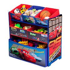 Shopko Christmas Tree Storage by Disney Cars Multi Bin Toy Organizer Shopko Com Interesting To