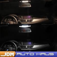 100 Interior Truck Lighting Car Light Bulbs 14x White LED Lights