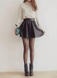 Skater Skirt For Office
