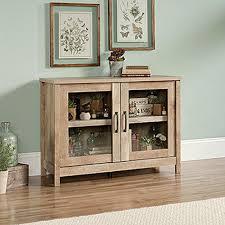 South Shore Morgan Narrow Storage Cabinet by Sauder Viabella Collection Antigua Chestnut Storage Cabinet 420757
