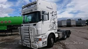 100 Truck Retarder Scania R500 LA6X2MNB RETARDER 130 D 368kW Auto24ee