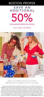 Boston Proper Coupons 🛒 Shopping Deals & Promo Codes ... Grab Promo Code Today Free Online Outback Steakhouse Coupons Calendar Walgreens Coupon Re Claim Rabattkod Sida 46 Ti83 Deals Rush Hairdressers Coupons Coupon Codes Promo Codeswhen Coent Is Not King Universal Studios Joanns October Boston Propercom Lincoln Center Events Eluxury Supply 40 Off Proper Verified Code Cash Back Websites Jennyfer Six 02 How To Apply Vendor Discount In Quickbooks Lion Crest 3d Brilliance Toothpaste Wicked Clothes