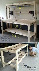 Simple Wood Projects That Sell Great by Best 25 Wood Work Bench Ideas Ideas On Pinterest Diy Workbench