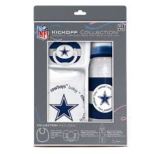 Dallas Cowboys Baby Room Ideas by Dallas Cowboys Baby Gift Set Infant Gifts Infant Kids