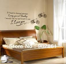 Excellent Ideas Wall Sayings For Bedroom Walls Decor