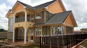 100 Maisonette Houses Kitengela 4 Bedroom Maisonette For Sale Makao Bora