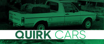 A Pickup Truck With Rabbit Ears - Quirk Cars