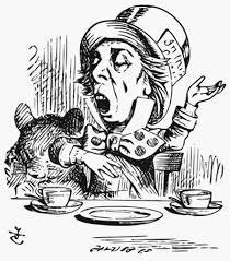 Hatter Alices Adventures In Wonderland