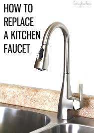 faucet design Delta Faucet Handle Replacement Kitchen Leak