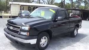 100 Used Chevy Truck For Sale 2007 CHEVROLET SILVERADO SINGLE CAB FOR SALE LEISURE USED CARS 850