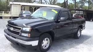 100 Single Cab Chevy Trucks For Sale 2007 CHEVROLET SILVERADO SINGLE CAB FOR SALE LEISURE USED
