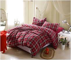 Fancy Red Plaid Flannel Duvet Cover 91 For Your Cheap Duvet Covers