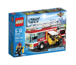Amazon.com: LEGO City Fire Truck 60002: Toys & Games | Kid's Toys ...