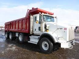 New Kenworth Trucks Dump Trucks