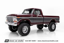 1978 Ford F250 | Classic Car Studio