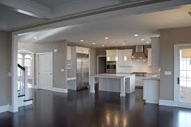 white kitchen cabinets light grey walls quicua