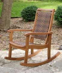 Make Wooden Outside Rocking Chairs Home Ideas Regarding ... Whosale Rocking Chairs Living Room Fniture Set Of 2 Wood Chair Porch Rocker Indoor Outdoor Hcom Traditional Slat For Patio White Modern Interesting Large With Cushion Festnight Stille Scdinavian Designs Lovely For Nursery Home Antique Box Tv In Living Room Of Wooden House With Rattan Rocking Wooden Chair Next To Table Interior Make Outside Ideas Regarding Deck Garden Backyard