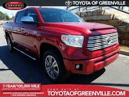 100 Used Trucks For Sale In Greenville Sc Toyota Tundra For In SC 29607 Autotrader