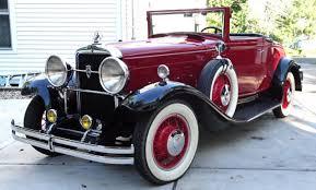 Peerless by 1931 Peerless Cabriolet Kin To Packard Pierce Arrow Full