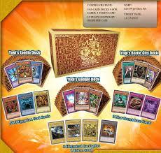 yugioh king of yugi s legendary decks inc exodia and all
