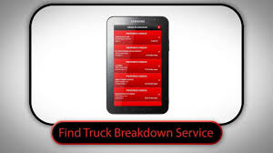 100 Truck Breakdown Service Find Heavy Duty Vendor