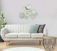 homemania dekoration wand shapes wall artikel für wohnzimmer