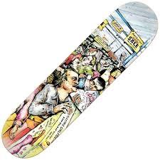 Cheap Skate Mental Decks by Antihero Skateboards Skateboard Decks