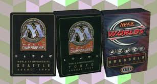 mtg world chionship decks 1997 world chionship decks collector s cache