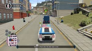 100 Lego Fire Truck Games LEGO City Undercover Complete Walkthrough Chapter 1 Guide