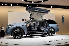 New Lincoln Navigator Concept Unveiled In New York   Auto Express Lincoln Navigatorsuvtruckpearl White Color Stock Photo 35500593 2016 Navigator Car Coinental Ford Motor Company Navigator 2014 Intertional Price Overview 2009 Reviews And Rating Trend Majestics5thaualcarshowlincolnnavigator43 Lowrider 35500718 2018 Its As Good Youve Heard Especially In Recalls F150 Explorer Mustang Expedition Fusion Everything You Need To Know About Lincolns Oem 5l3z16700a Hood Latch For Navigatortruck Of The Year Doesntlooklikeatruck