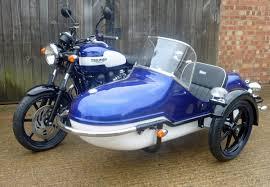 Watsonian Meriden Sidecar For Triumph Bonneville 2000 2015