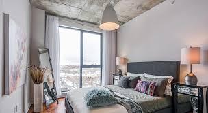 chambre de maitre galerie photo de penthouses à griffintown condos nordelec