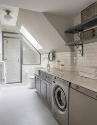 75 badezimmer mit duschnische und wäscheaufbewahrung ideen